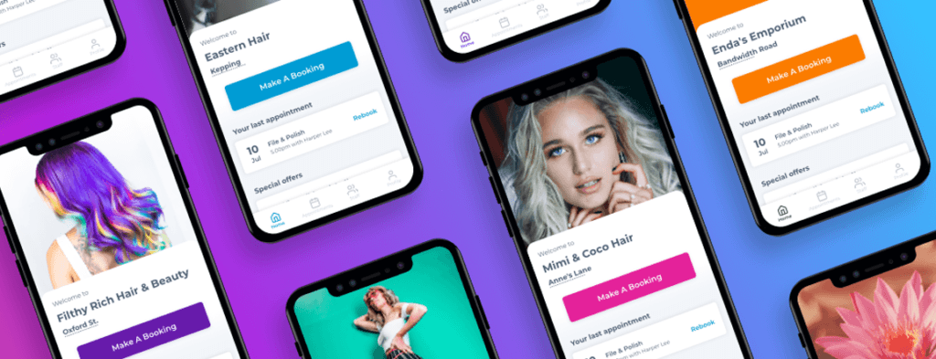 Salon Branded Apps