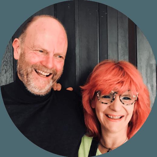 Anne Veck & Keith Mellen