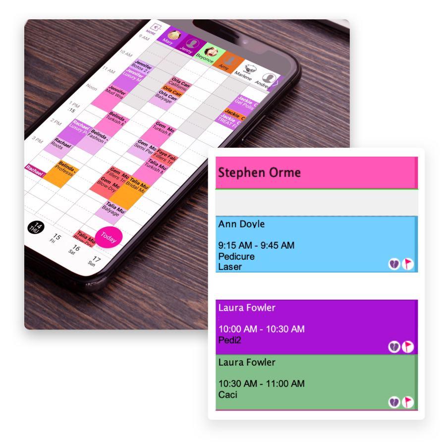 Salon Management Software Features | Phorest Salon Software