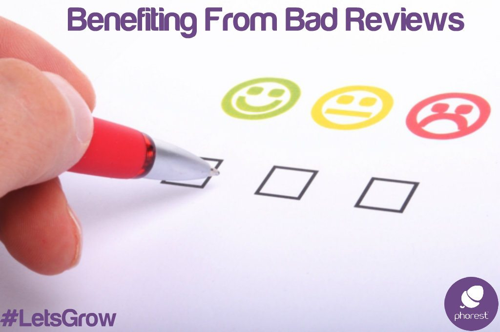 How To Make A Bad Review A Good Thing