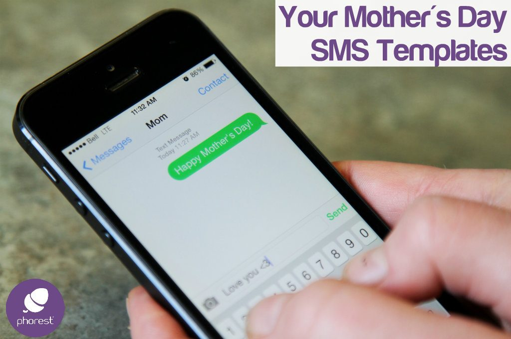 3 Salon Mother's Day Email and SMS Promo Ideas