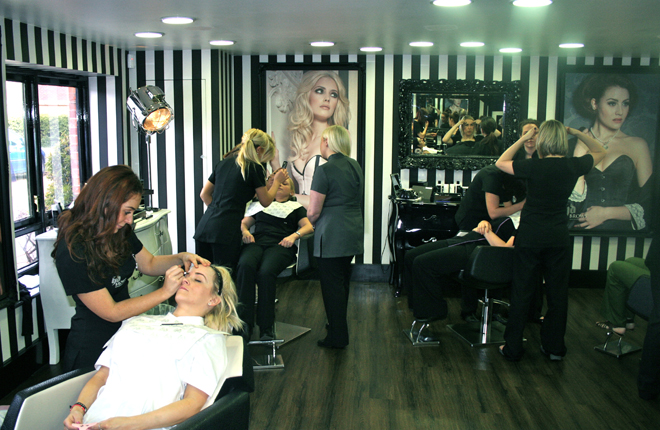 HD Brows express treatments