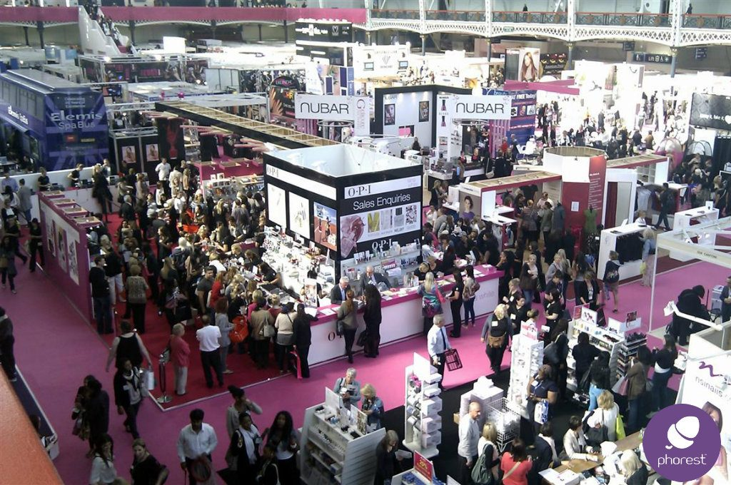 5 steps to surviving hair and beauty trade shows