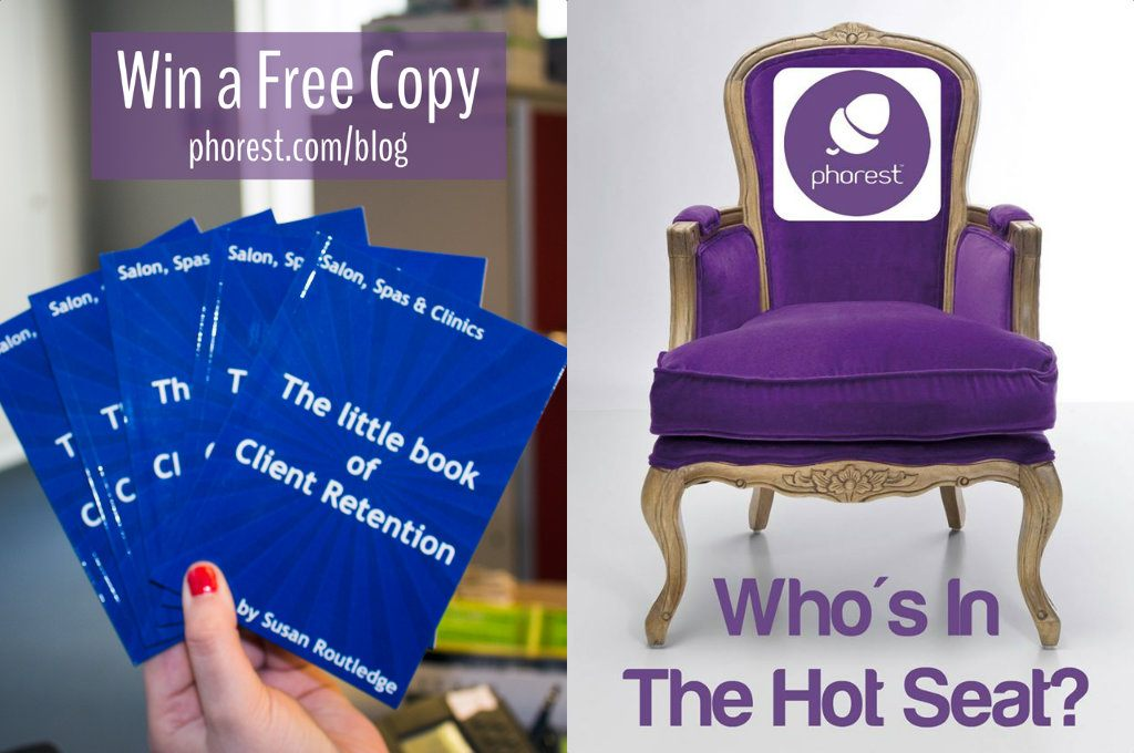 (VIDEO) Phorest Hot Seat – Susan Routledge Reveals 'How to Get Out of Your Column'