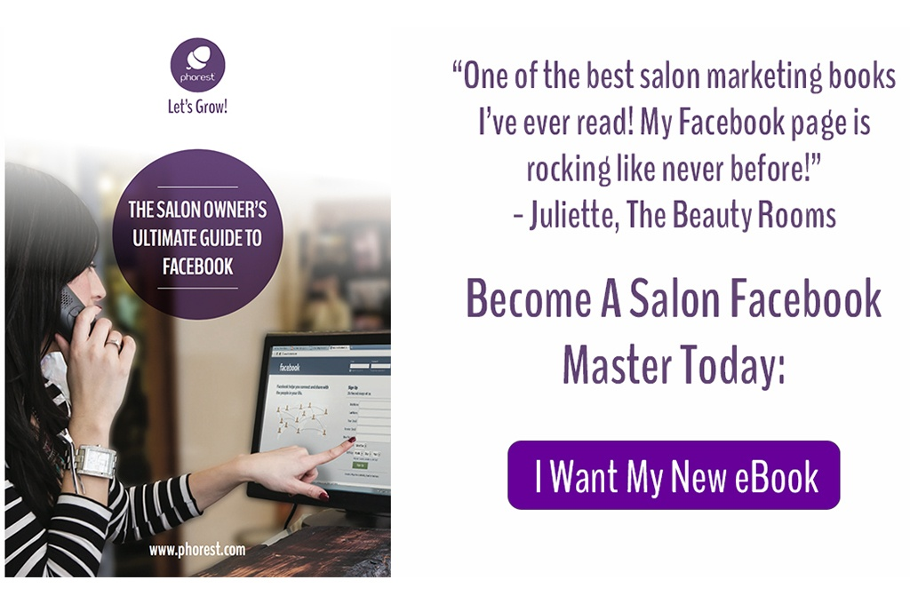 Get Your Copy: The Salon Owner's Ultimate Guide to Facebook