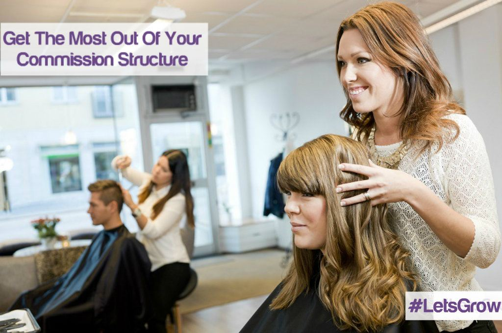 The Salon Insider's Guide to a Successful Commission Strategy