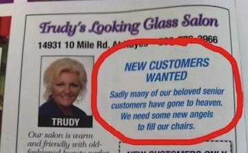 salon marketing mistakes