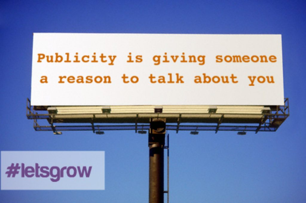 Rolling out the big guns: How to get publicity for your salon?