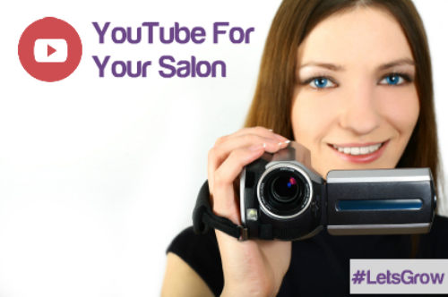 Great Content Ideas For Starting Your Very Own YouTube Salon Channel
