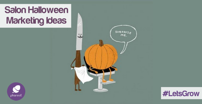 How To Attract More Clients With Unique Halloween Salon Marketing Ideas