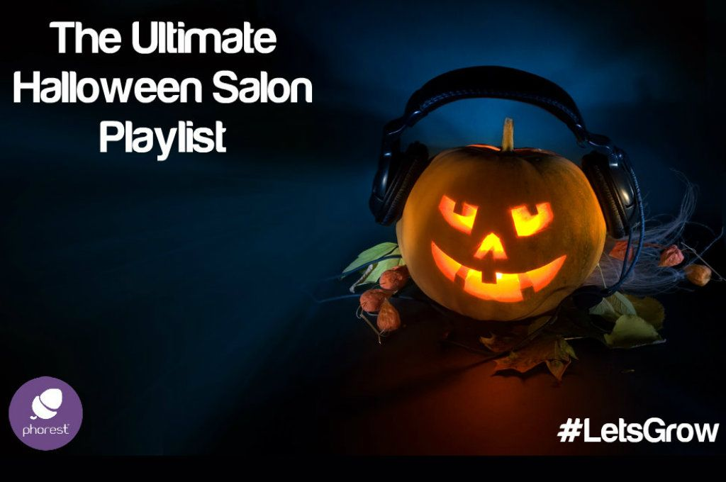 Here Is Your Ultimate Salon Halloween Playlist