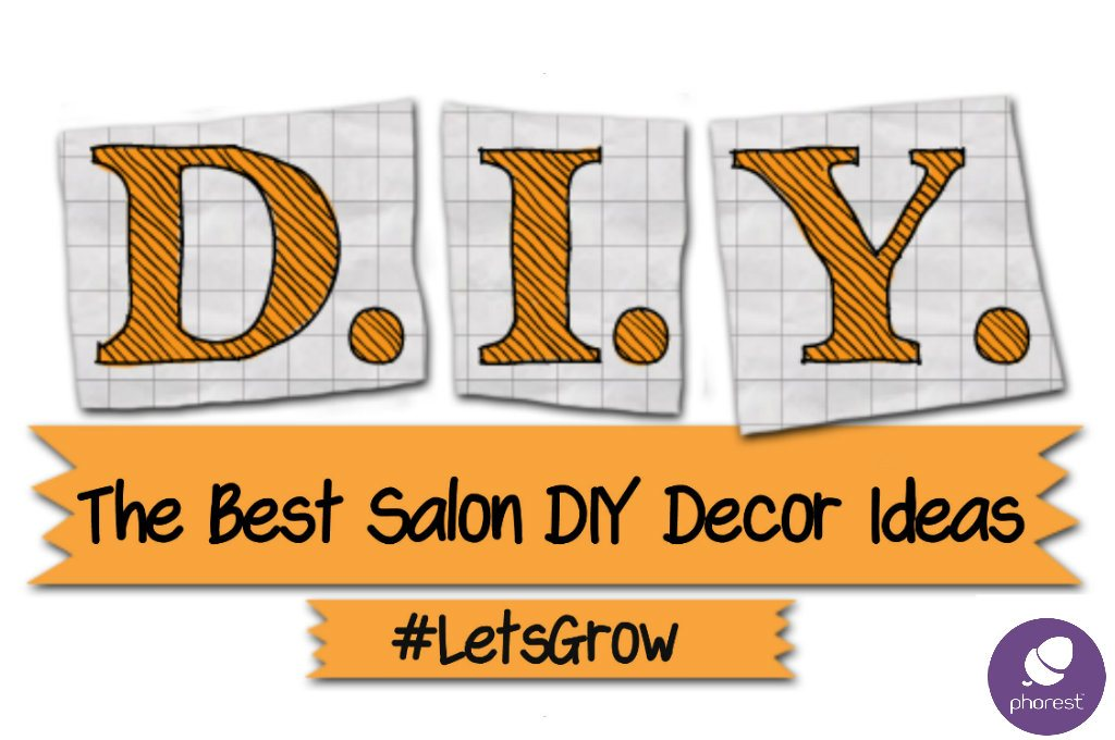The Absolute Best Salon DIY Decor Ideas From Around The World – Fantastic Read