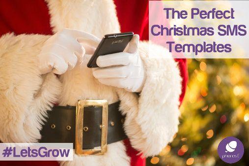 The Perfect 2014 Salon Christmas SMS Template Ideas