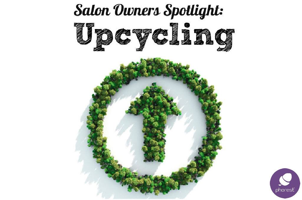 GUEST POST – An Insider's Look At Salon Upcycling