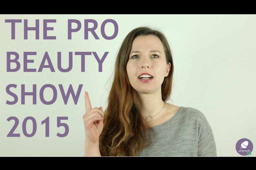 Professional Beauty London 2015 & The Trade Show Survival Guide