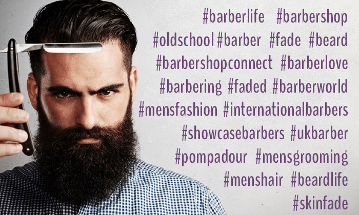 salon hashtag