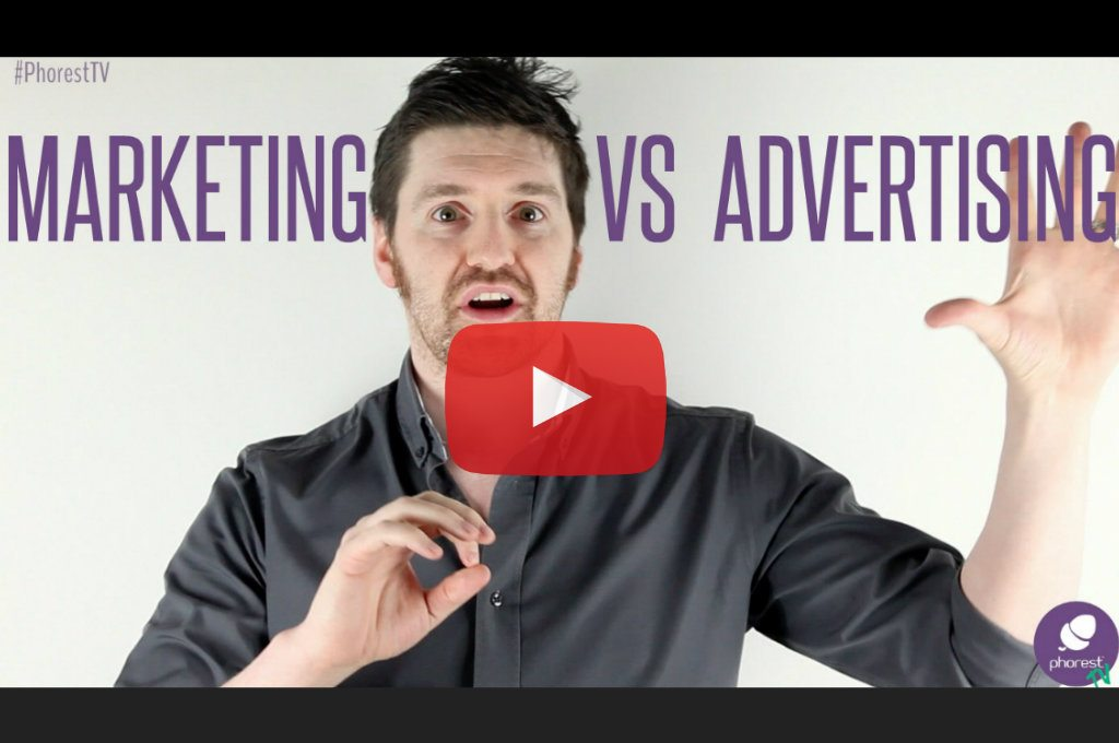So What's The Difference Between Salon Advertising & Marketing?