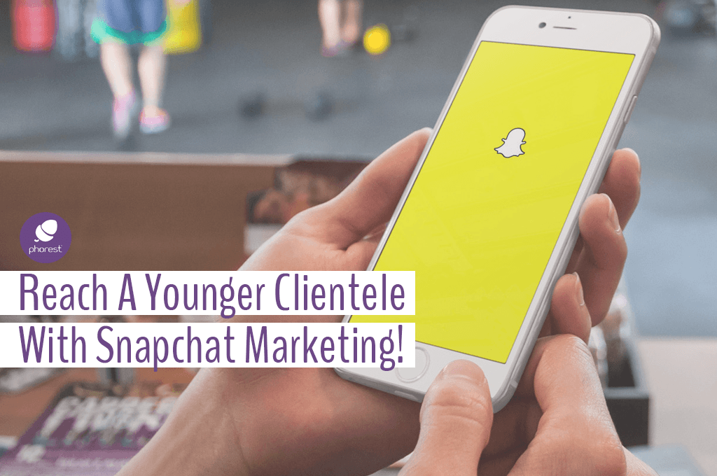 Salon Snapchat Marketing: An Untouched Gold Mine For Your Business