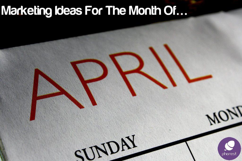 Salon Ideas For Unusual April Holidays