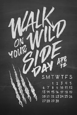 Walk-on-Your-Wild-Side-day