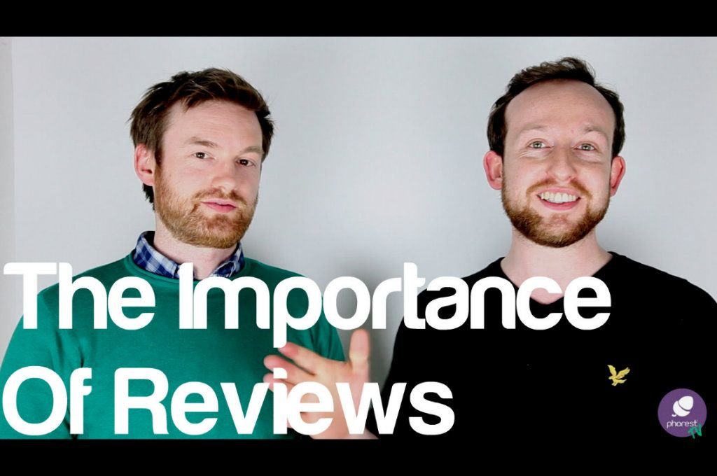 VIDEO: A 2 Minute Chin-wag About Salon Reviews in the Online World