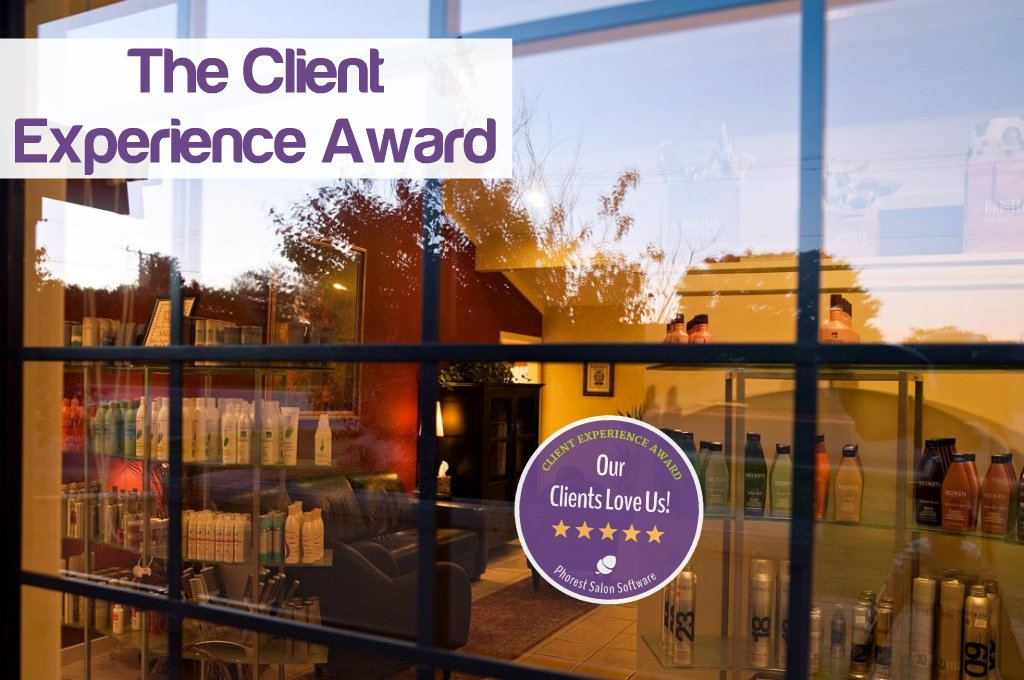 ANNOUCEMENT: Launching the Phorest Client Experience Award