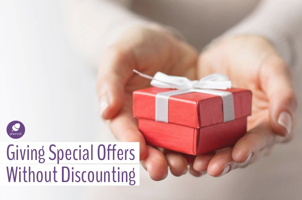 5 Salon Special Offer Ideas That Don't Undermine Your Prices