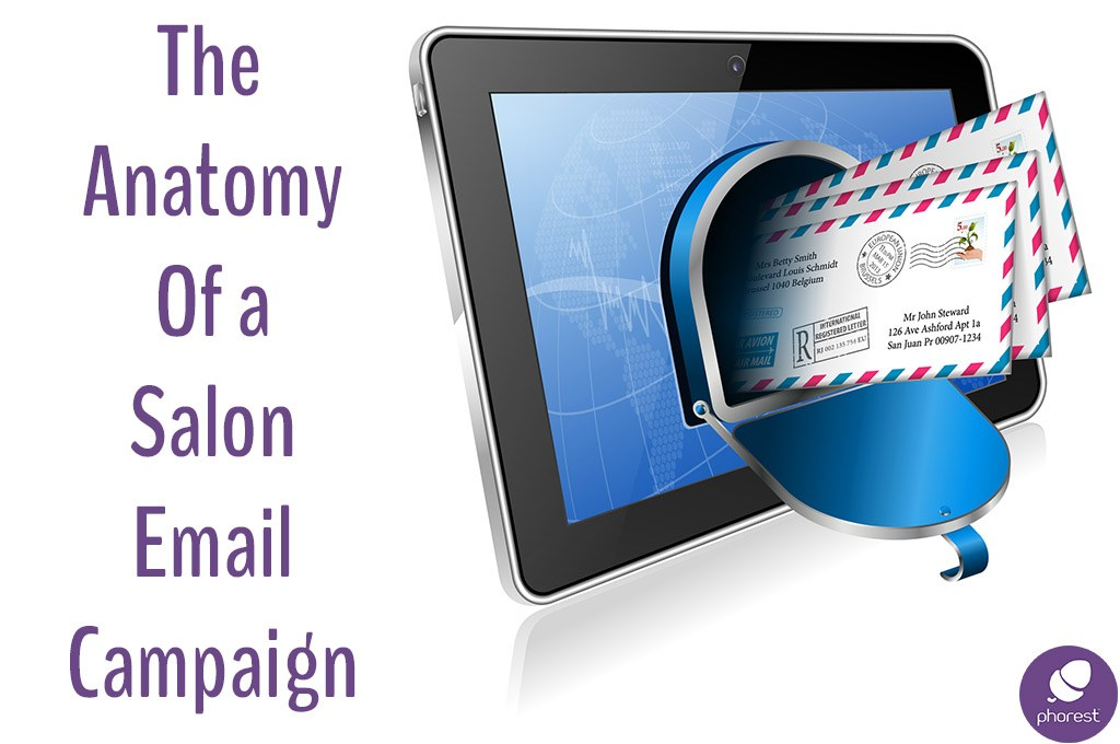 The Anatomy Of A Successful Salon Email Campaign