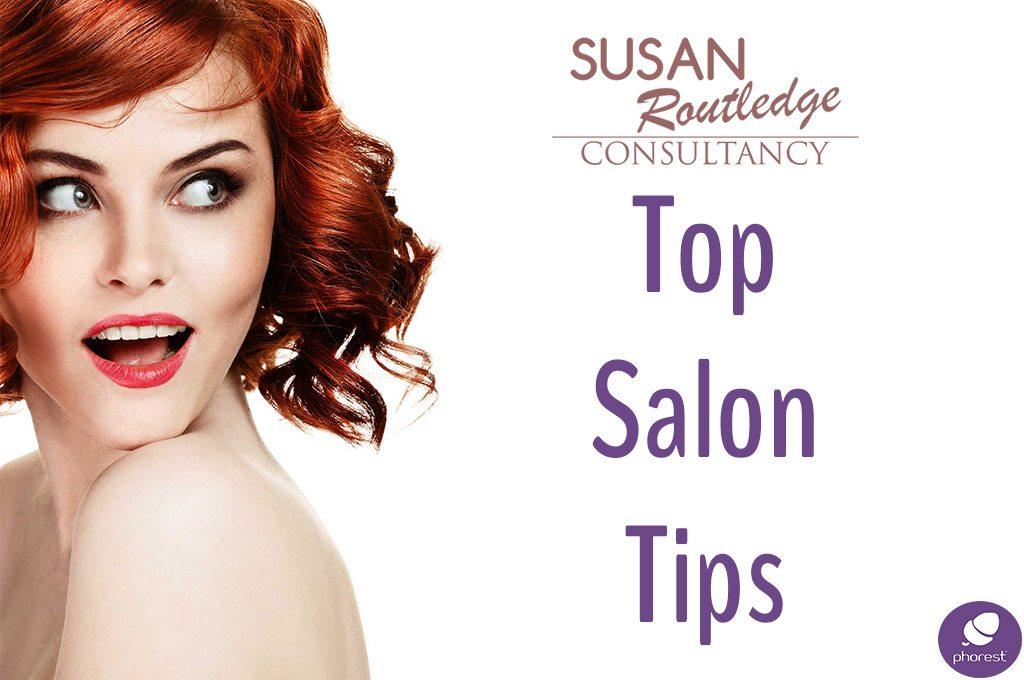EXCLUSIVE ACCESS: Susan Routledge's Top Salon Tips Seminar
