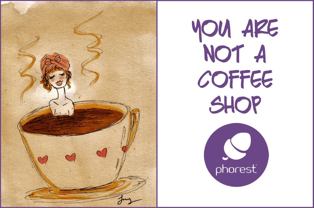 You Are Not A Coffee Shop… So Why Are You Acting Like One?