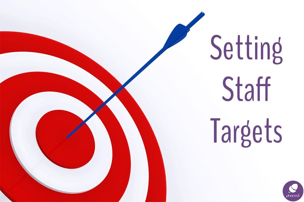 Setting Targets For Salon & Spa Staff
