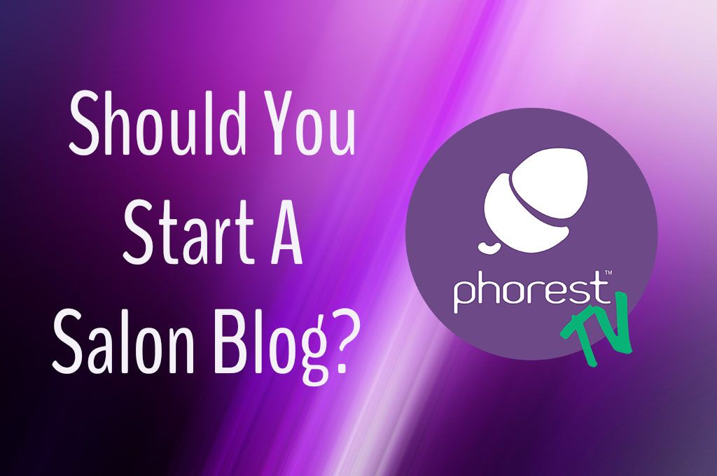 Salon Blogs – Is It Time You Started One?