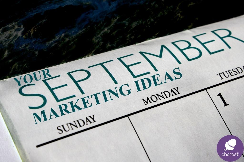 Your Salon September Marketing Ideas