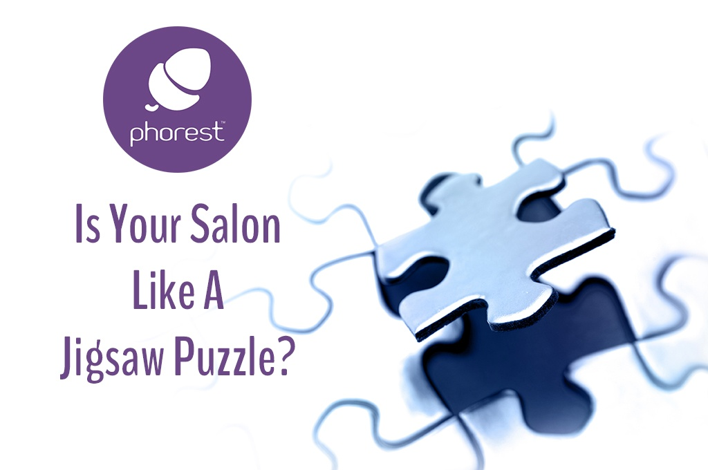 Salon Motivation: The incredibly important lesson you can learn from the humble Jigsaw puzzle