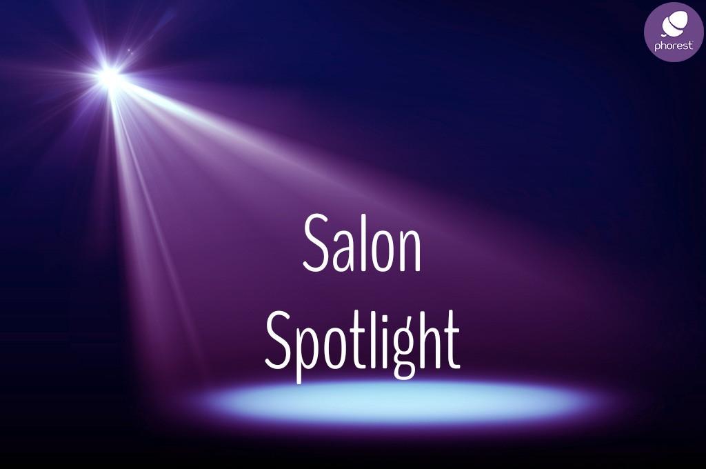 Salon Spotlight: Presenting The World Renowned Salon Owner, Author & Educator…