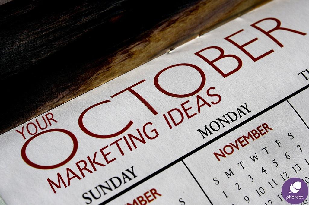 Your October Holiday Salon Marketing Blog