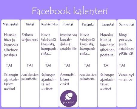 kampaamon Facebook
