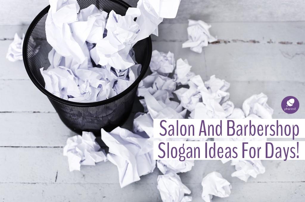 You Will Love These Salon Slogan Ideas Phorest Blog