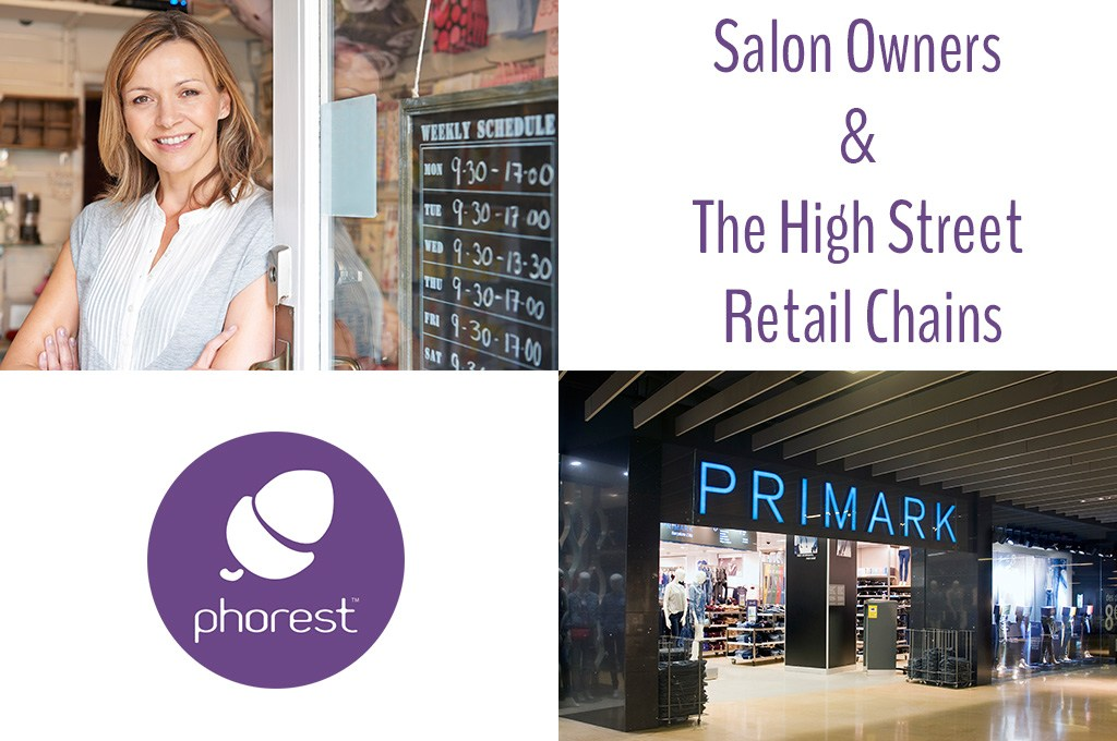 How Your Salon Can Compete With High Street Retail Chains