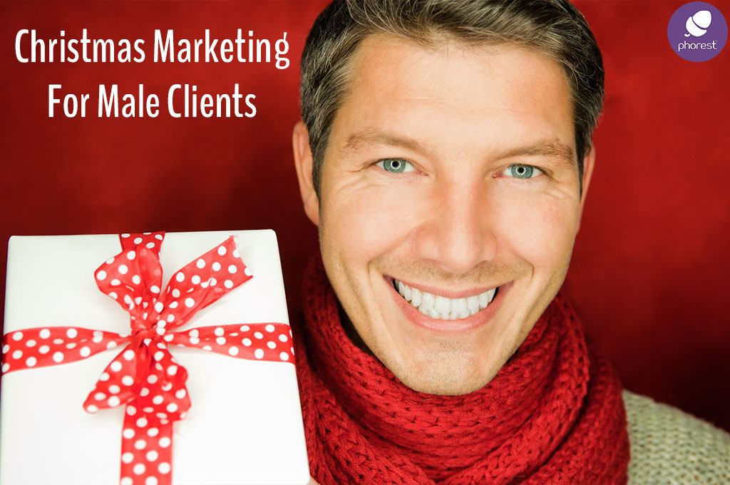 4 Tips To Get Male Salon Clients Flooding Through Your Doors This Christmas