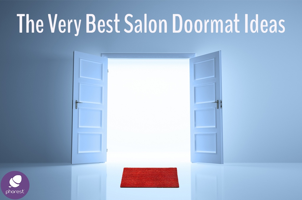 Simply Amazing Salon Door Mat Ideas