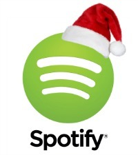 salon christmas playlist