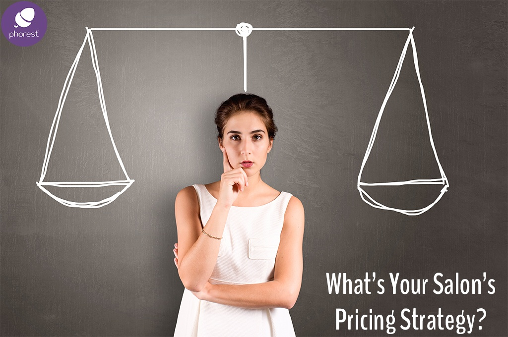 Should Beauty Salons Use Staggered Pricing?