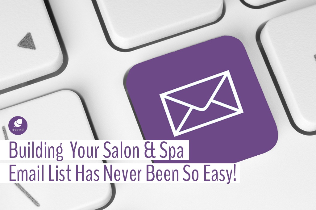 5 Ways To Add Clients To Your Salon & Spa Email Database