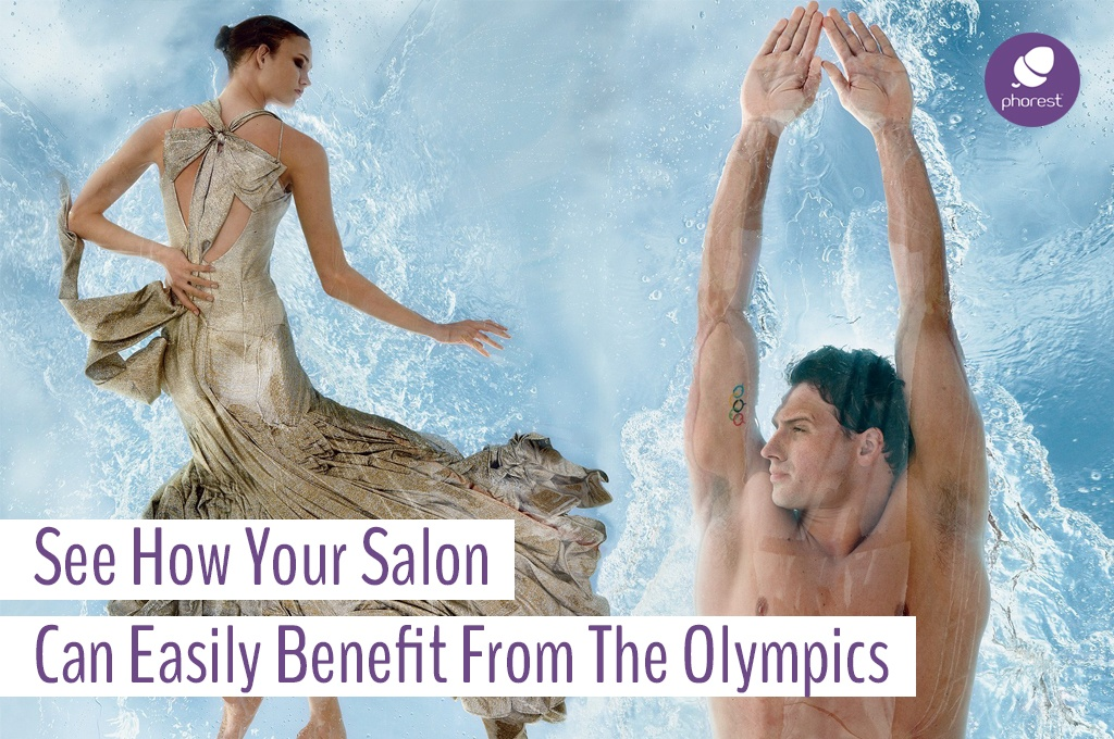 Why The Olympics Are The Best Salon Campaign Opportunity This Year