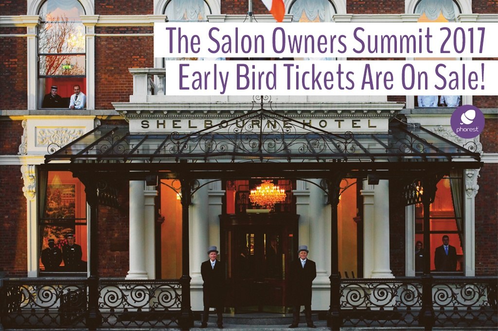 Get Ready For The Phorest Salon Owners Summit 2017