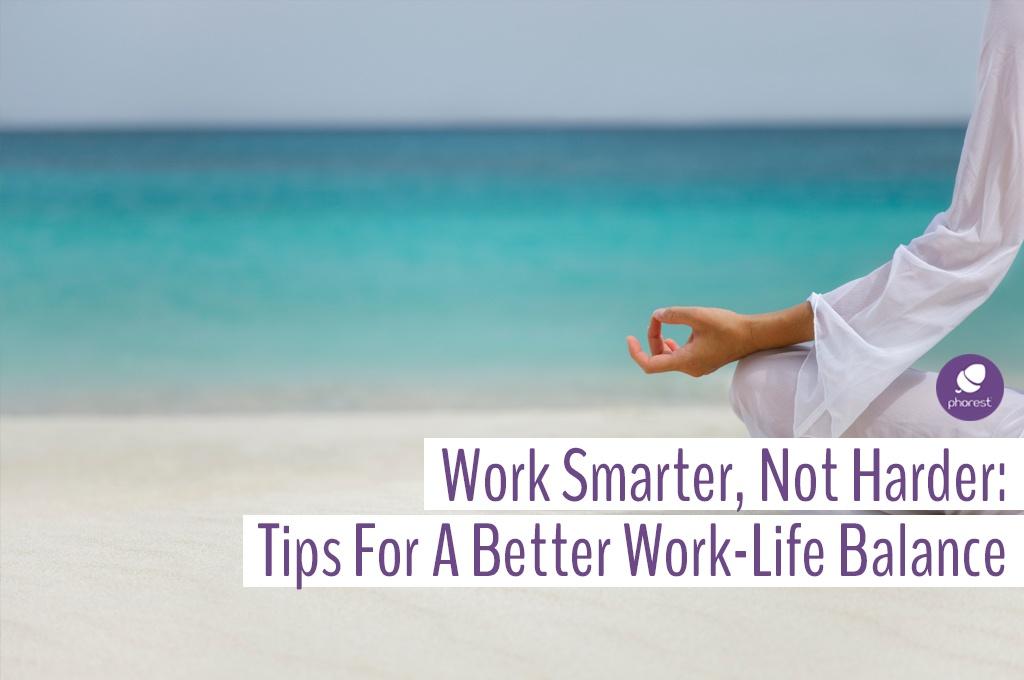 5 Tips For A Better Salon Work-Life Balance
