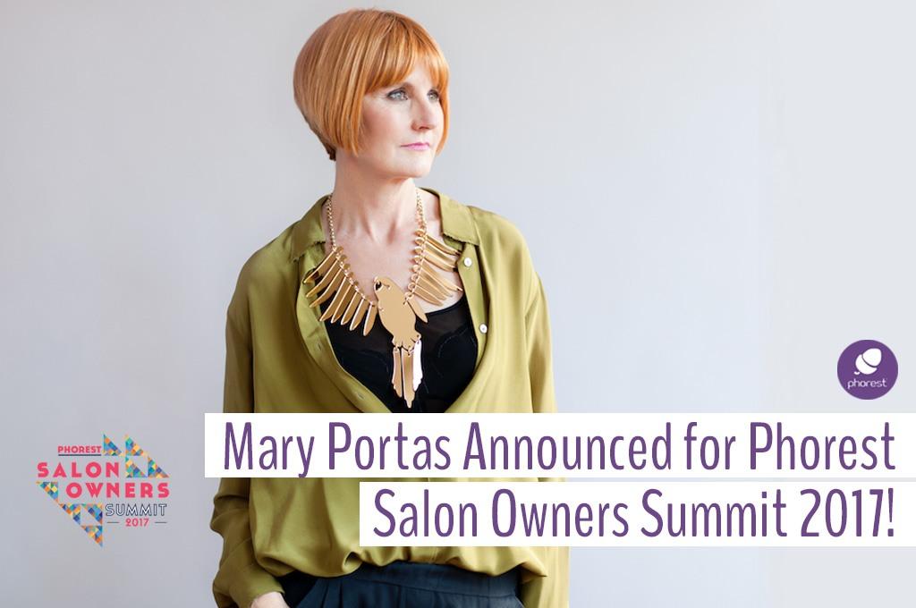 Mary Portas: A Phorest Salon Owners Summit 2017 Speaker