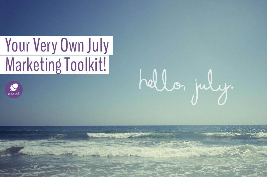 Fuel Your Creativity With These Salon July Marketing Ideas