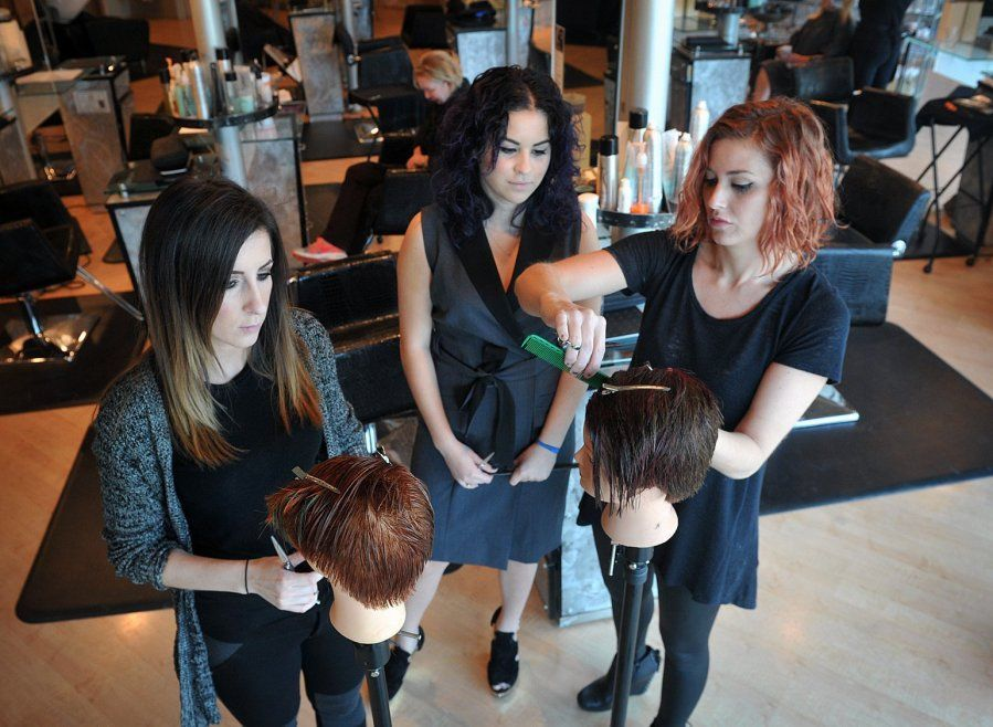 hair salon owners